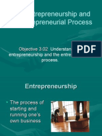 EBT 3.02 Five Stages of the Entrepreneurial Process