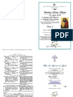 2014 - Tone 2 -29 June - 3 AP - 3 Matt - Light of the World - St Peter & St Paul