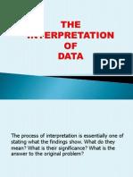 Interpretation PPT