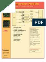 Datasheet ECM 3560 Interface 4pgv1 A80401 Press