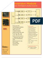 Datasheet ECM 5081 Analog 4pgv3 A803019 Press