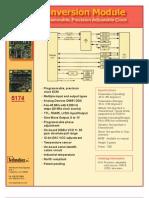 Datasheet ECM 5174 Clock 4pgv1 A80401 Press