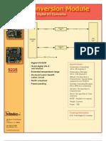 Datasheet ECM 5235 Digital 4pgv1 A80401 Press