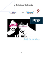 Is it Cool or Hot to have Gf-BF - 2nd edition _Last revised May 30, 2008