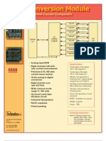 Datasheet ECM 5658 Analog 4pgv1 A80501 Press