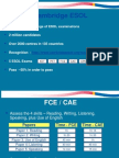 CAE-FCE Introduction 2012