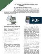 Article_ossipov_New Generation of TEL Automatic Circuit Recloser