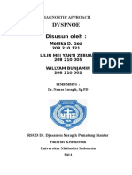 DYSPNOE Diagnostik Approach