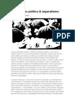 lesbianismo político & separatismo