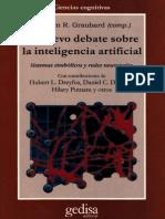 Graubard, Stephen - El Nuevo Debate Sobre La Inteligencia Artificial