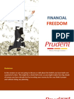 Financial Freedom Presentation