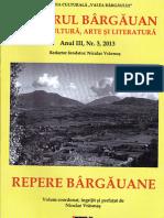 Anuarul Bargauan 2013