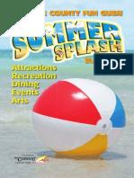 Summer Splash Digest 2014