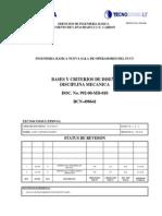 178443824 Bases y Criterios de Diseno Disciplina Mecanica