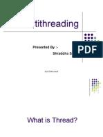Java and Multi Threading