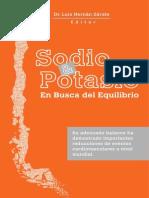 Libro Sodio y Potasio en Busca Del Equilibrio