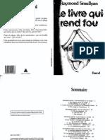 Smullyan Raymond - Le livre qui rend fou.pdf