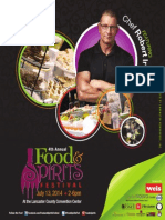 Food and Spirits Festival 2014