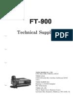 FT 900 Tech Supp