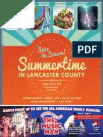 Summertime in Lancaster County