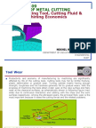 Metal Cutting-Cutting Tool_Cutting Flui
