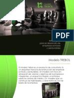 Brochure Modelo Trebol