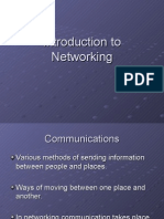 1 - Introduction to Networking