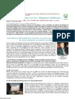 Observatoire Citoyen-653-Pleins Feux Sur La Belgique Mafieuse