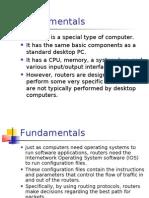 9 - Router Fundamentals
