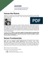 Adc and Sensor