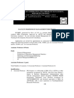 Institute of Cooperative and Corporate Management, Research & Training 21/467,