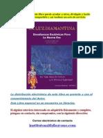 LA ESENCIA DIAMANTINA, 2009-CURSO ESOTERICO,Esoterismo,Metafisica,Yoga,Viaje Astral,Magía,Karma,Chakras,Kundalini,Meditacion