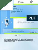 Introduccion Analisis Diseno OO 1-Unidad
