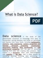 Data Scientist (Analytics)
