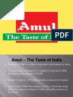 Amul - Taste of India