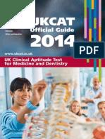 Ukcat Guide 2014