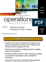Kuliah 2 - Operation Strategy