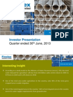 Finolex Presentation