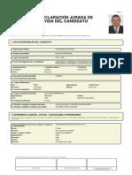 Luis Castaneda - Hoja de Vida