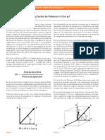 FP y Cos(fi)