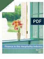 Finance Hospitality