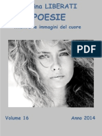Marina Liberati Poesie Volume 16
