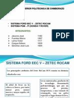 Expocicion de Sistema Ford Ee