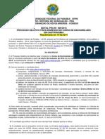 PRG Edital 09-2014 - Abertura Gastronomia