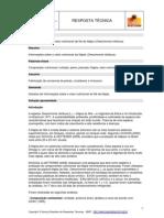Informaçao Nutricional File de Tilapia