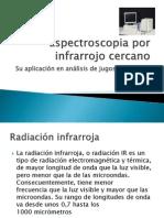 Espectroscopia Por Infrarrojo Cercano