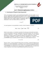 Prática 5_Linearização Da Função Exp
