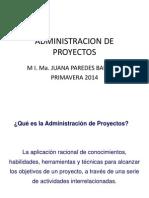 Administracion de Proyectos_clases -2