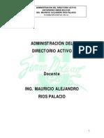 4. Administración Del Directorio Activo