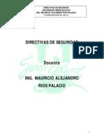 5. Directivas de Seguridad
